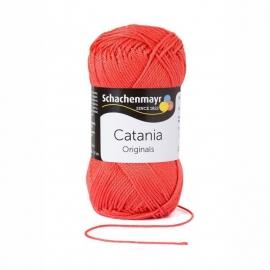 252 Catania haak/brei katoen kleur: Kamelie  252