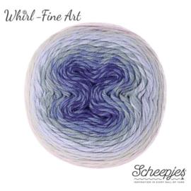 Scheepjes Whirl-Fine Art 220g - 651 Impressionism