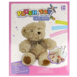 Naaipakket amigurumi voor kinderen beer