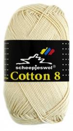 Cotton 8 kleur: 501