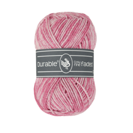 0227 Durable Cosy fine Faded Antique Pink