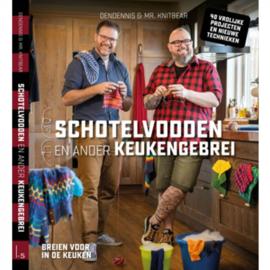 Schotelvodden - DenDennis en Mr. Knitbear