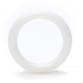Plastic ringen 4cm. (5st. per verpakking)