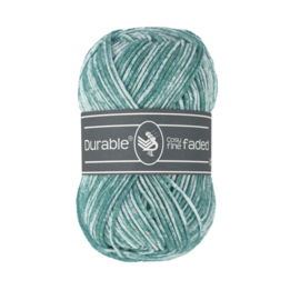 2134 Durable Cosy fine Faded Vintage green
