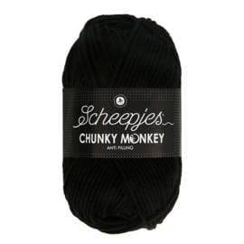1002 - Chunky Monkey 100g - Black