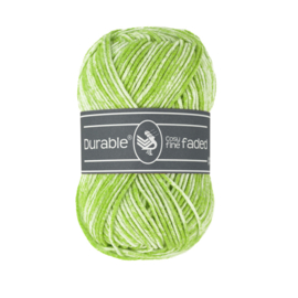 0352 Durable Cosy fine Faded Lime