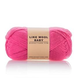 Like Wool Baby 035 Kleur: Girly Pink