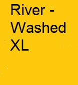 River Washed XL