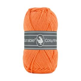 2194 Orange Durable Cosy Fine