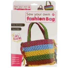 Naaipakket voor kinderen tas