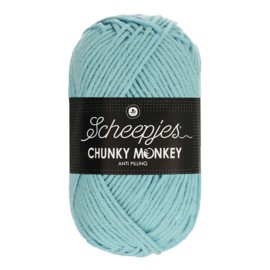 Chunky Monkey 100g -   1019 Powder Blue