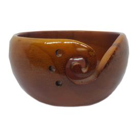 Scheepjes Yarn bowl dennenhout