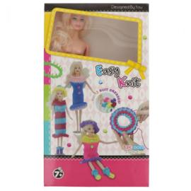 Breipakket voor kinderen pop
