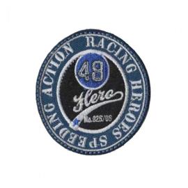 Applicatie Action racing heroes 48