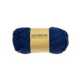 Yarn Cotton DK 060 Navy Blue