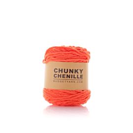 021 - Chunky Chenille 021 Kleur: Orange