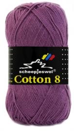 Cotton 8 kleur: 726