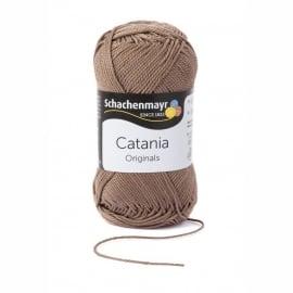 Catania haak/brei katoen kleur: Taupe 254