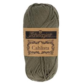 387 Dark Olive - Cahlista 50gr.
