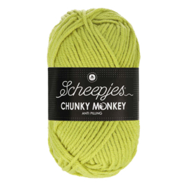 Chunky Monkey 100g -  1822 Chartreuse