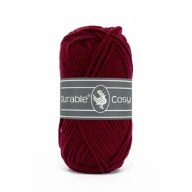 0222 Durable Cosy Bordeaux 50gr.