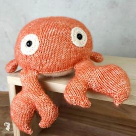 HardiCraft Breipakket amigurumi Crab Karel
