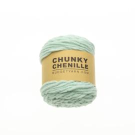 073 - Chunky Chenille 073 Kleur: Jade Gravel