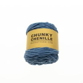 061 - Chunky Chenille 061 Kleur: Denim