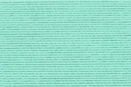 291Catania haak/brei katoen 50gr. kleur: 291 - neo mint
