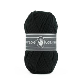 0325 Black - Durable Cosy Fine 50gr.