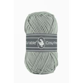 2228 Silver grey - Durable Cosy Fine 50gr.