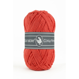 2190 Coral - Durable Cosy Fine 50gr.