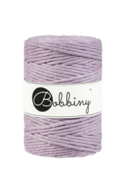 Bobbiny macram 5mm Dusty pink