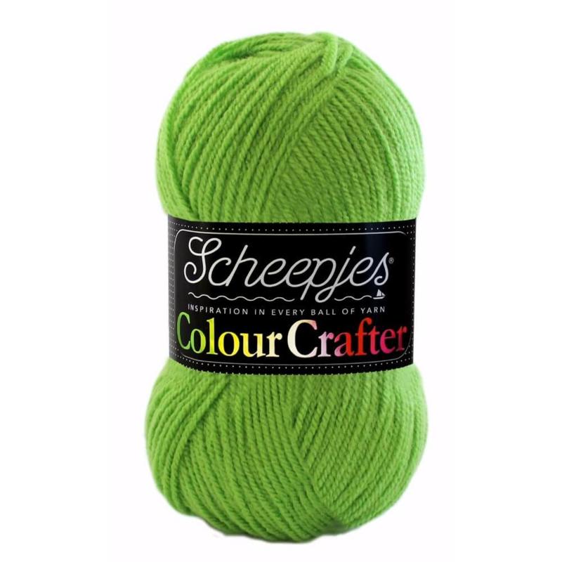 2016 Scheepjes Colour Crafter Charleroi