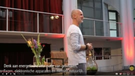 The Delight of Being, Juno Burger's talk at The Inner Peace Conference | Sanny zoekt geluk.