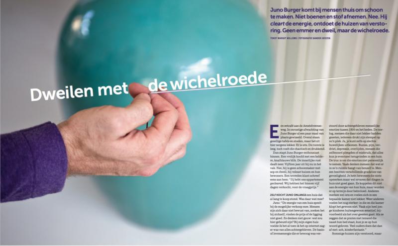 Dweilen met de wichelroede (in Z-Magazine).