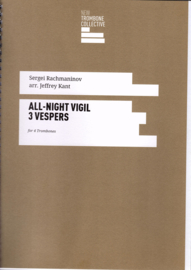 All-night vigil - Sergei Rachmaninov/Jeffrey Kant