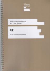 Air - J.S. Bach/arr. Lode Smeets