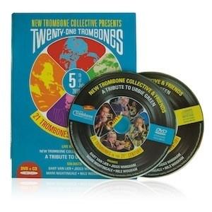 DVD&CD 21 trombones in the 21st century