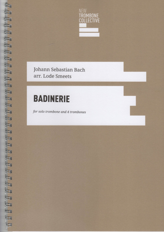 Badinerie-J.S. Bach/Lode Smeets
