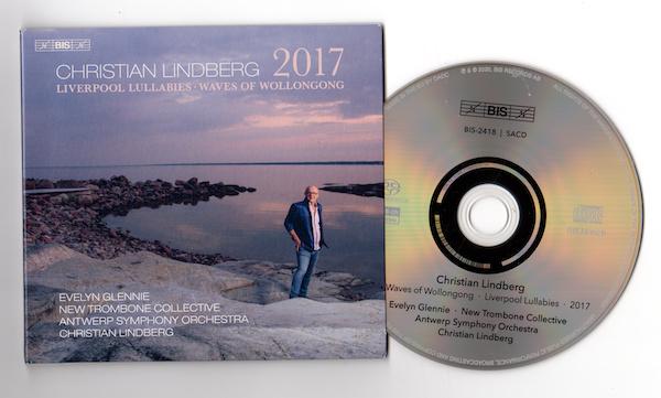 Christian Lindberg - 2017 (SACD)