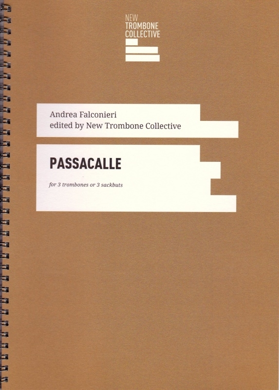 Andrea Falconieri - Passacalle