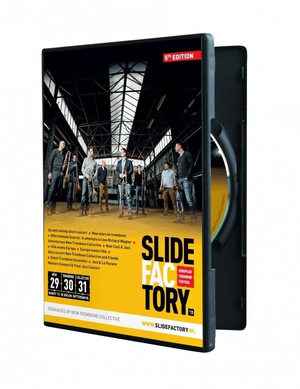 DVD Slide Factory 2013