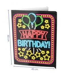 Raambord Happy birthday