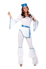 Supertrooper kostuum lady