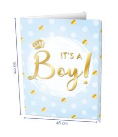 Raambord It's a boy!