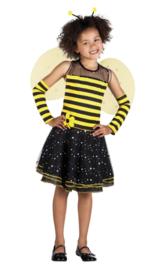 Bijen jurkje meisje
