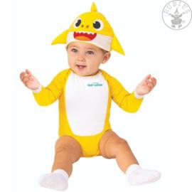 Baby Shark - baby (newborn)   kostuum