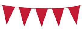 Vlaggenlijn rood XL