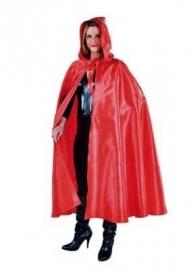 Rode (donker) cape venetie